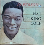 Nat King Cole ‎– In Person, World Record Club ‎– TP 202 Vinyl, LP