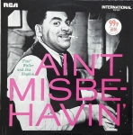 """Fats"" Waller And His Rhythm ‎– Ain't Misbe-havin' INTS 1071 Vinyl, LP, Compilation"