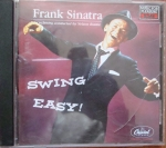 Frank Sinatra ‎– Swing Easy 0777 7 48470 2 5 Jazz,Big Band,Swing Płyty CD