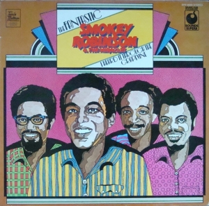 Smokey Robinson & The Miracles ‎– The Fantastic SPR 90009   Funk/Soul  Sklep z Winylami