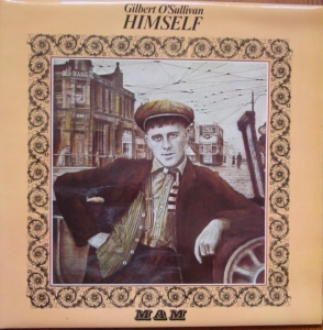 Gilbert O'Sullivan ‎– Himself  MAM-SS 501 Rock Winyle