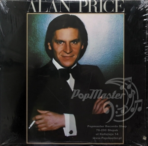 Alan Price  Alan Price   Jet Records ‎– JT-LA809-H Cut Out Cover