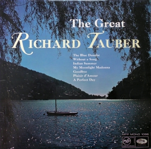 Schallplatten Richard Tauber ‎– The Great Richard Tauber Music For Pleasure ‎– MFP 1098