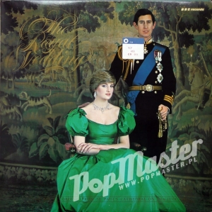 H.R.H. The Prince Of Wales And The Lady Diana Spencer  REP 413