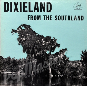 Dixieland From Southland GHB 128 Winyle Jazz