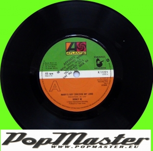 Boney M Mary's Boy Child/Oh My Lord   Dancing On The Streets K11221 Pop Winyl
