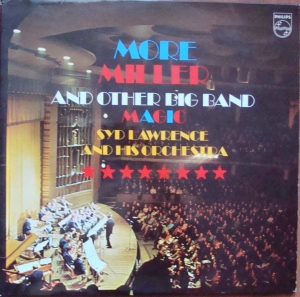 Syd Lawrence And His Orchestra ‎– More Miller And Other Big Band Magic 6642 001,2 x Winyle  Jazz,Big Band