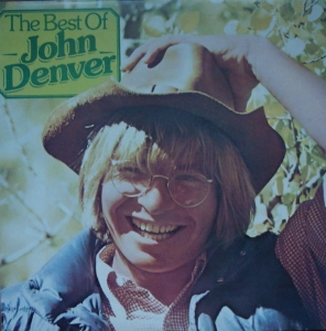 John Denver ‎– The Best Of John Denver + Inner Sleeve   APL1 0374 Stereo