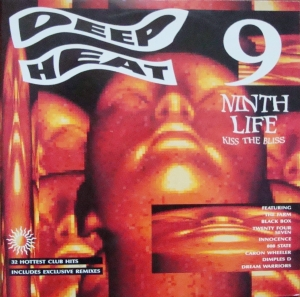 Deep Heat 9 - Ninth Life - Kiss The Bliss STAR 2470,2 x Winyle  Electronic, Hip Hop, Rock