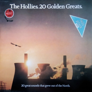 The Hollies ‎– 20 Golden Greats  EMI ‎– EMTV 11