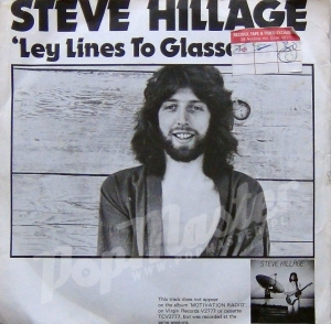 Steve Hillage 'Ley Lines To Glassdom VDJ 23