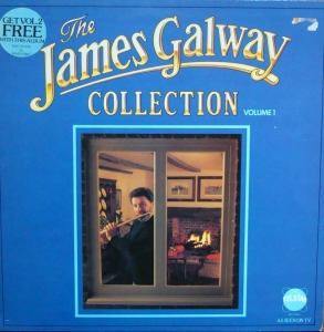 James Galway ‎– The James Galway Collection - Volume 1  STAR 2224/A  Stereo