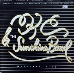 KC & The Sunshine Band ‎– Greatest Hits Label: T.K. Records ‎– TKR 83385, T.K. Records ‎– S TKR 83385 Format: Vinyl, LP, Compilation