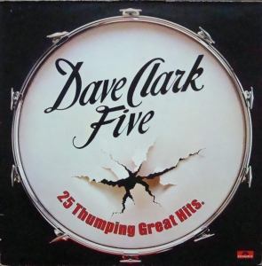 The Dave Clark Five - 25 Thumping Great Hits   POLTV 7