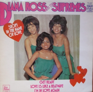 Diana Ross And The Supremes ‎– Stop! In The Name Of Love  MFP 50291 Vinyl