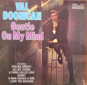 Val Doonican ‎– Gentle On My Mind 6870-599 Pop ,Easy Listening  Discos de vinilo, disques vinyles, disco de vinil