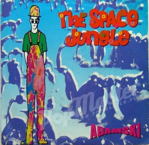 Adamski The Space Jungle MCA 1435