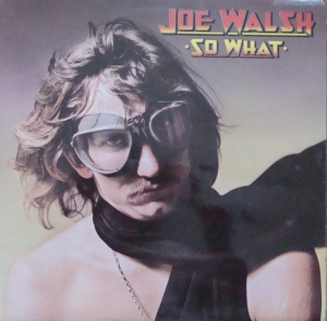 Joe Walsh ‎– So What ABCL 5055    Rock , Blues Rock, Classic Rock Winyle