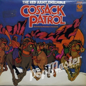Cossack Patrol The Red Army Ensemble   SPR 90022