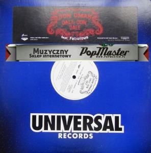 Don Omar feat Fabolous - Dale don dale UNIR 21542-1 Promo Copy