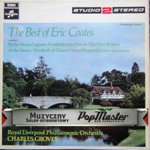 Charles Groves Royal Liverpool Philharmonic Orchestra The Best Of Eric Coates  Columbia TWO 226