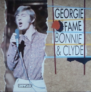 Georgie Fame ‎– Bonnie And Clyde SHLP 149 Stereo