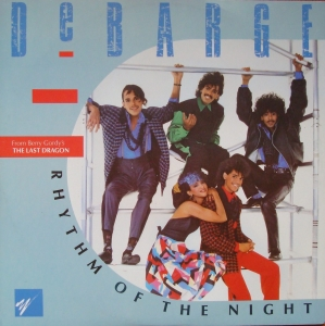 "DeBarge ‎– Rhythm Of The Night 12"" TMGT 1376 Funk Soul Pop Winyle"