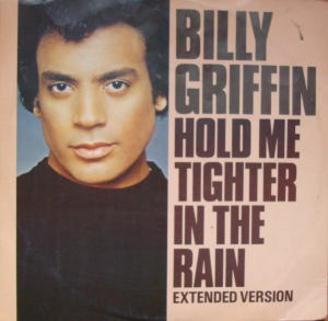 "Billy Griffin ‎– Hold Me Tighter In The Rain 12"" A13-2935   Funk Soul  Winyle"