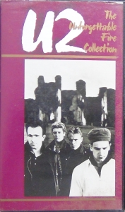 U2 Under The Unforgettable Fire Collection  IVA 021