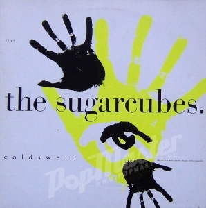 The Sugarcubes  Coldsweat  12tp9 MAXI  Björk