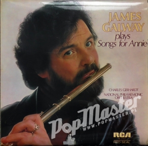 James Galway Play Songs For Annie RCA RL 25163 Muzyka Klasyczna Winyle