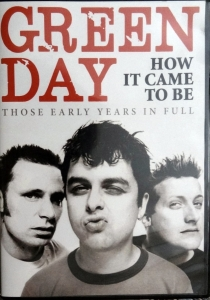 GREEN DAY HOW IT COME TO BE THOSE EARLY YEARS IN FULL  SGDVD055