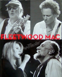 Fleetwood Mac Say You Will Tour  Programme