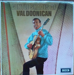 Val Doonican ‎– Gentle Shades Of Val Doonican LK.4831 Mono Pop, Folk Winyle