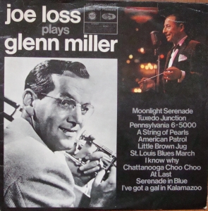 Joe Loss & His Orchestra ‎– Joe Loss Plays Glenn Miller MFP 1320 A-1/ B-1  Jazz,Big Band,Easy Listening