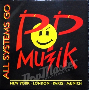 All Systems Go  Pop Muzik  NIQ 03