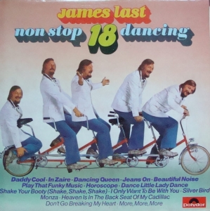 James Last - Non Stop Dancing 18   2371 723 Stereo