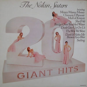 The Nolan Sisters  - 20 Giant Hits  TGS 502(TV)