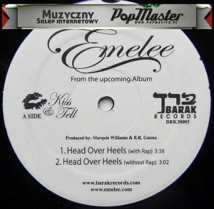 Emelee Head Over Heels BRK 30005