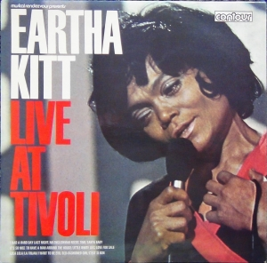 Eartha Kitt ‎– Eartha Kitt Live At Tivoli 2870-148 Jazz Funk/Soul    Winyle