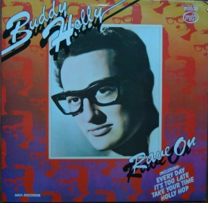 Buddy Holly ‎– Rave On  MFP 50176  Vinyl