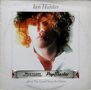 Ian Hunter  All Of The Good Ones Are Taken  + Insert 25379 A1/B1 first pressing