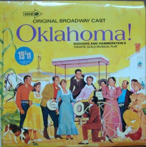 Rodgers And Hammerstein ‎– Oklahoma!  Stereo   CPS.12  Vinyl