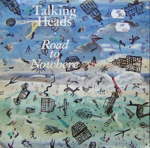 Talking Heads Road To Nowhere EMI 5530 Pop Rock Synth-pop Winyl