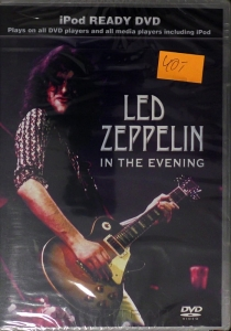 Led Zeppelin In The Evening  Kingdom Media ‎– KMP2842 DVD Sealed