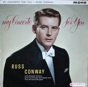 Russ Conway ‎– My Concerto For You  SX 1214