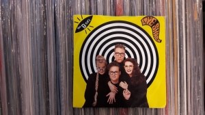 "The B-52's ‎– Love Shack  Reprise Records ‎– W9917,  Vinyl, 7"", 45 RPM / 33 ⅓ RPM, EP, Special Edition"