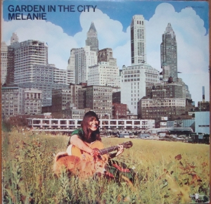 Melanie  ‎– Garden In The City  BDS 5095 Rock,Folk   Winyle