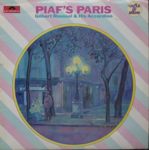 Gilbert Roussel & His Accordian: Piaf's Paris 	2460104 Sklep z Winylami