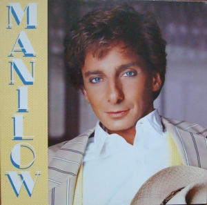 Barry Manilow ‎– Manilow  PL 87044 Vinyl